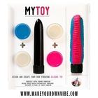 MyToy - Własnoręcznie wykonany wibrato - Vibrator Kit (1)