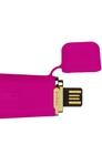 Wibrator - Crave Duet Flex Vibrator Pink Różowy (3)