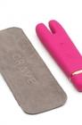 Wibrator - Crave Duet Flex Vibrator Pink Różowy (5)