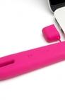 Wibrator - Crave Duet Flex Vibrator Pink Różowy (2)