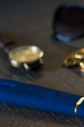 Wibrator - Crave Duet Flex Vibrator Blue Niebieski (3)