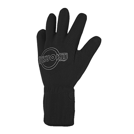 Fukuoku - Rękawiczka do masażu, lewa - Five Finger Left M/L (1)