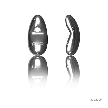 Wibrator - Lelo Yva Vibrator Silver (1)