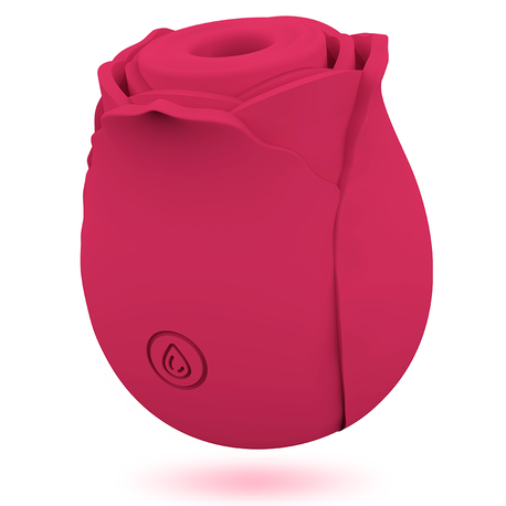 Stymulator łechtaczki MIA ROSE czerwony  (1)