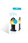 Szklany plug analny - Glas Galileo Glass Butt Plug (2)