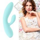 Wibrator - FeelzToys - Wibrator Lea Rabbit niebieski (2)