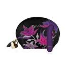 Wibrator - RS Essentials - Gvibe Mini Floral Deep Purple (1)