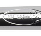 Wibrator - Rocks-Off RO-120mm 10-Speed Chrome (3)